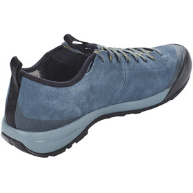 Arc'teryx Acrux SL Leather Schoenen Heren blauw